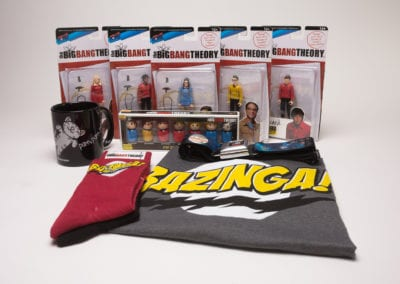 Big Bang Theory Fan Pack