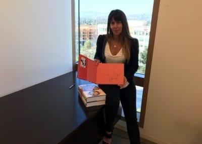Patty Jenkins Signed Wonder Woman Comics