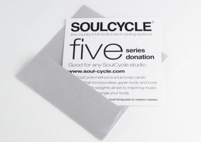 Soul Cycle Pass