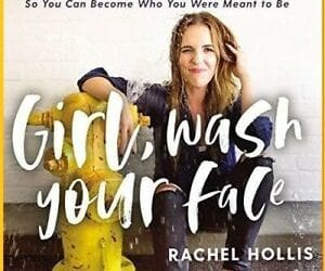 ACFE Book Of The Month: Girl, Wash Your Face!